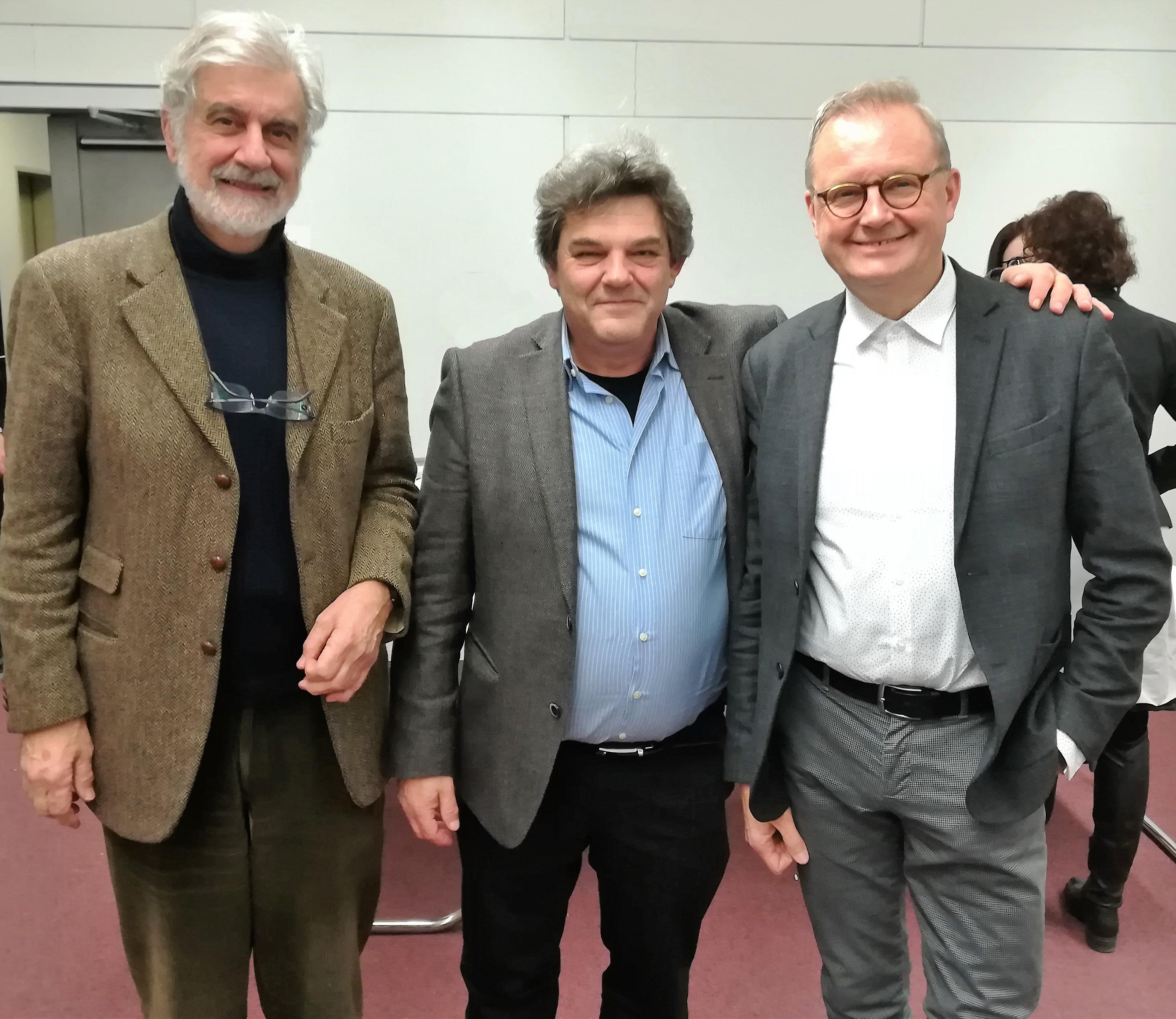 Drei Krautheimer-Professoren